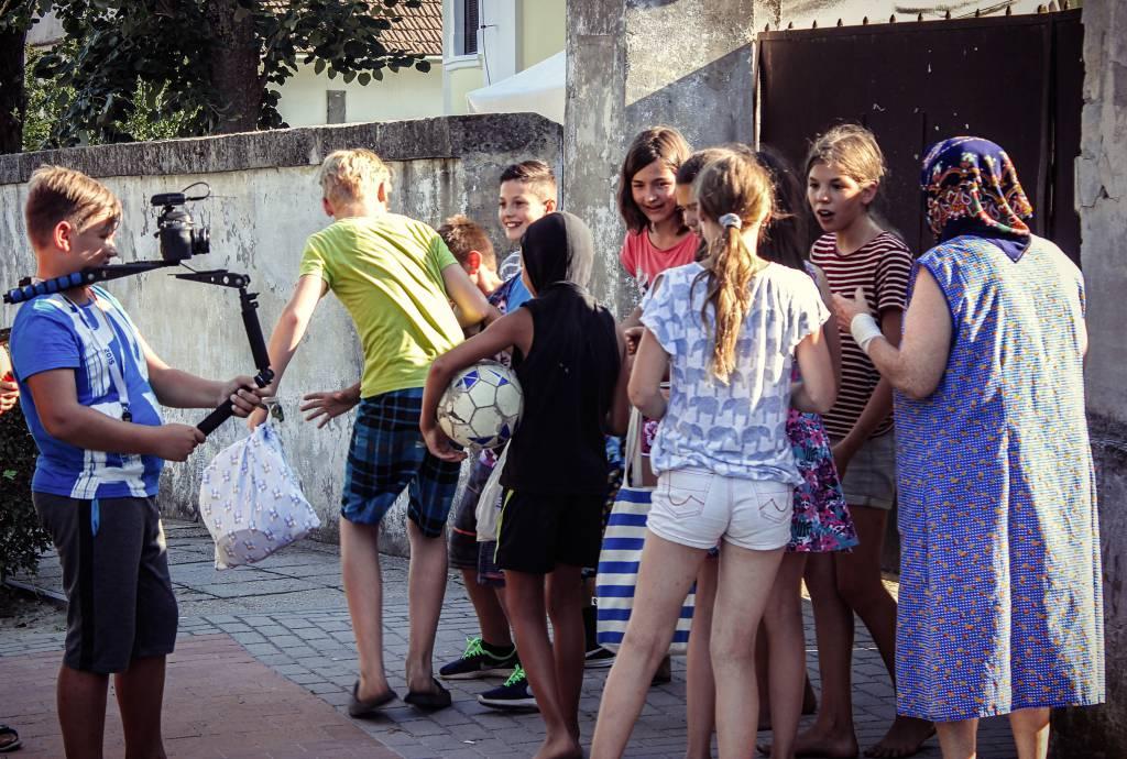 Médiatábor 2018 Dunaszekcső
